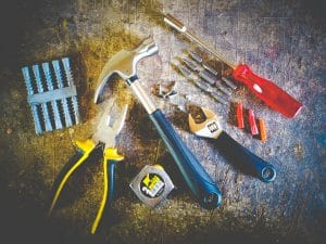 tools used for repairs